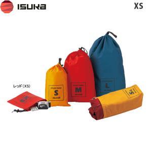 高い対水圧を持つ、防水コーティング加工されたナイロンを使用したシンプルなスタッフバッグです。  平均...
