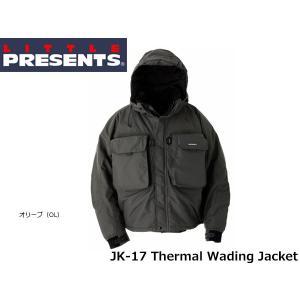 リトルプレゼンツ LITTLE PRESENTS サーマルウエーディングジャケット Thermal Wading Jacket JK-17 JK17|hikyrm