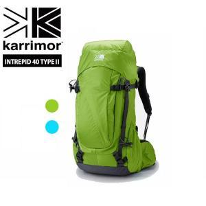カリマー karrimor イントレピッド 40 タイプ2 40L リュック ザック バックパック リュックサック 登山 トレッキング INTREPID 40 type 2 KAR010|hikyrm