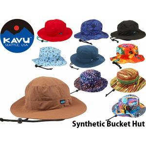 カブー KAVU シンセティックストラップバケットハット Synthetic Bucket Hut ハット 帽子 メンズ レディース ユニセックス 11863105 KAV11863105 国内正規品|hikyrm