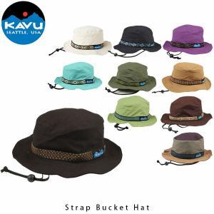 カブー 帽子 ストラップバケットハット KAVU 11863452 KAV11863452 hikyrm