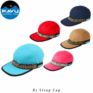 カブー 帽子 キッズ KAVU ストラップキャップ 11864404 KAV11864404 国内正規品 hikyrm