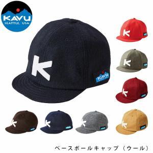 カブー 帽子 KAVU ベースボールキャップ(ウール) 19820318 KAV19820318 国内正規品|hikyrm