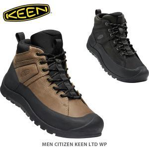KEEN キーン メンズ スニーカー シティズンキーンリミテッドウォータープルーフ CITIZEN KEEN LTD WP MofM MEN KEE0039 国内正規品 hikyrm
