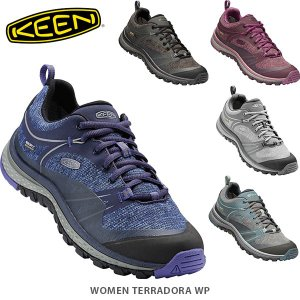 KEEN キーン レディース スニーカー テラドーラウォータープルーフ TERRADORA WP WOMEN KEE0050 国内正規品|hikyrm