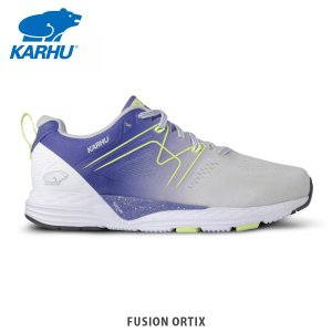 KARHU カルフ レディース シューズ スニーカー WOMEN'S FUSION ORTIX LIBERTY PURPLE/GLACIER GREY KH200272|hikyrm