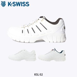 ケースイス K-SWISS KSL 2 ユニセックス スニーカー シューズ メンズ レディース 36800028 36800025 36800020 KSW80002 国内正規品|hikyrm