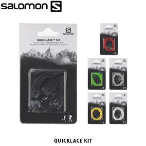 SALOMON サロモン クイックレース交換用キット QUICKLACE KIT L3266 hikyrm