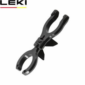 レキ アクセサリー LEKI ポールクリップ16mm(1個) 1300038 LEK1300038 国内正規品|hikyrm