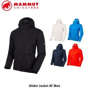 マムート MAMMUT メンズ ジャケット Glider Jacket AF Men 1012-00210 MAM101200210|hikyrm