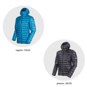 マムート メンズ ダウンジャケット Broad Peak Pro IN Hooded Jacket Men マウンテニアリング 山登り トレッキング 1013-00330 MAMMUT MAM101300330|hikyrm|03