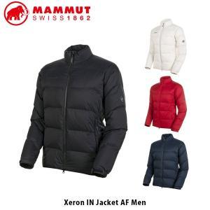 MAMMUT マムート メンズ アウター Xeron IN Jacket AF Men ジャケット パーカー 軽量 防風 撥水 アウトドア ハイキング レジャー 1013-00721 MAM101300721|hikyrm