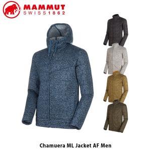 MAMMUT マムート メンズ アウター Chamuera ML Jacket AF Men ジャケット パーカー アウトドア キャンプ ハイキング レジャー 1014-01380 MAM101401380|hikyrm