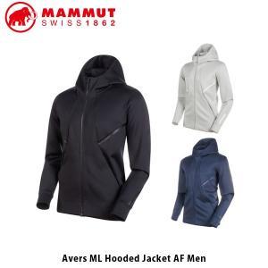 MAMMUT マムート メンズ アウター Avers ML Hooded Jacket AF Men ジャケット パーカー アウトドア ハイキング レジャー 1014-01640 MAM101401640|hikyrm