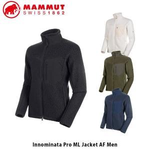 MAMMUT マムート メンズ アウター Innominata Pro ML Jacket AF Men ジャケット ミッドレイヤージャケット アウトドア キャンプ 1014-01660 MAM101401660|hikyrm