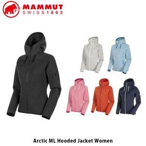 マムート レディース ジャケット Arctic ML Hooded Jacket Women 登山 トレッキング 1014-15703 MAMMUT MAM101415703|hikyrm