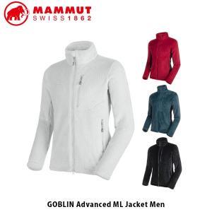 マムート メンズ フリース GOBLIN Advanced ML Jacket Men ジャケット 1014-22991 MAMMUT MAM101422991|hikyrm