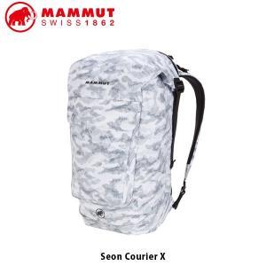 MAMMUT マムート Seon Courier X 30L バックパック リュック かばん 通勤 通学 アウトドア ハイキング 旅行 タウンユース 2510-04130 MAM251004130|hikyrm