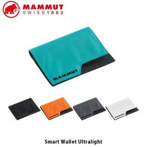 マムート MAMMUT スマート ウォレット ウルトラライト Smart Wallet Ultralight 財布 小銭入れ ウォレット カードケース 2520-00670 MAM252000670|hikyrm