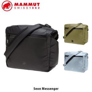 MAMMUT マムート Seon Messenger 14L メッセンジャーバッグ ショルダーバッグ かばん 通勤 通学 アウトドア ハイキング 2810-00060 MAM281000060|hikyrm