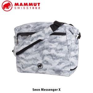 MAMMUT マムート Seon Messenger X 14L メッセンジャーバッグ ショルダーバッグ かばん 通勤 通学 アウトドア ハイキング 2810-00070 MAM281000070|hikyrm
