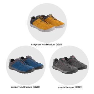 マムート MAMMUT メンズ トレッキング シューズ HUECO LOW GTX MEN ゴアテックス GORE-TEX 登山靴 クライミング ハイキング 3020-06110 MAM302006110|hikyrm|03
