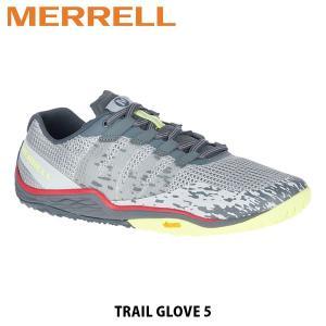メレル MERRELL メンズ トレイルランニングシューズ Trail Glove 5 トレイル グローブ 5 ローカット ハイライズ メッシュ ビブラムソール 50261 MERM50261|hikyrm