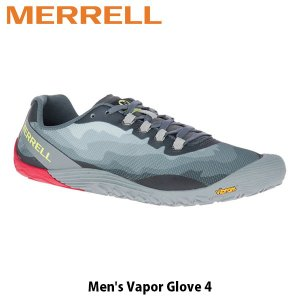 メレル メンズ トレーニング シューズ Vapor Glove 4 ベイパー グローブ 4 ベアフット ジョギング ビブラムソール モニュメント MERRELL 50403 MERM50403|hikyrm