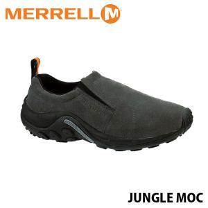 メレル メンズ スリッポン ジャングルモック ピューター アウトドア ウォーキング 登山 レザー スニーカー 靴 男性用 おしゃれ MERRELL 60805 MERM60805 hikyrm
