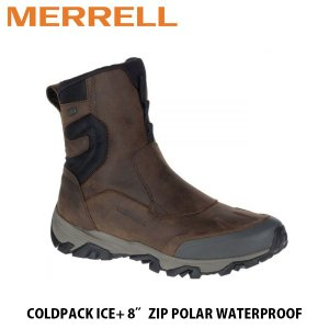 メレル MERRELL メンズ ウィンターブーツ シューズ コールドパック アイス+ 8