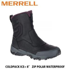 メレル MERRELL レディース ウィンターブーツ コールドパック アイス+ 8