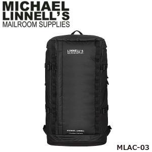 マイケルリンネル リュック MLAC-03 約41L バックパック おしゃれ 通勤 通学 メンズ レディース 男女兼用 MICHAEL LINNELL MLAC03 国内正規品|hikyrm