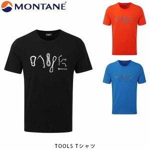 モンテイン メンズ TOOLS Tシャツ GMTOTSK MONTANE MONGMTOTSK hikyrm