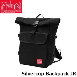 マンハッタンポーテージ バックパック Silvercup Backpack JR リュックサック ロールトップ 通勤 通学 メンズ レディース Manhattan Portage MP1236JR|hikyrm