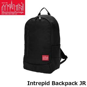 マンハッタンポーテージ バックパック Intrepid Backpack JR リュックサック ロールトップ 通勤 通学 メンズ レディース Manhattan Portage MP1270JR|hikyrm