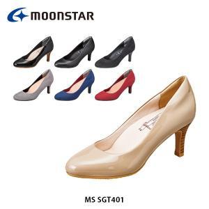 ムーンスター レディース パンプス MS SGT401 sugata やわらか設計 1E 女性 婦人靴 靴 月星 MOONSTAR MSSGT401|hikyrm