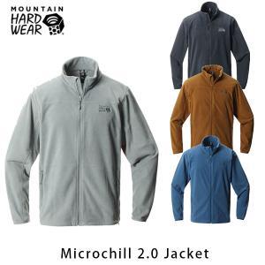マウンテンハードウェア フリース マイクロチル2.0ジャケット メンズ MOUNTAIN HARDWEAR Microchill 2.0 Jacket OE0083 国内正規品|hikyrm