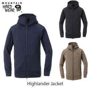 マウンテンハードウェア メンズ フリース ハイランダージャケット Highlander Jacket トレッキング ハイキング MOUNTAIN HARDWEAR OE7632|hikyrm