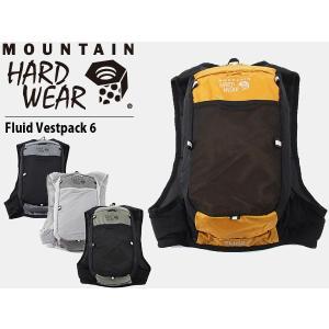 マウンテンハードウェア バックパック リュック フリューイッドベストパック6 Fluid Vestpack 6 6L MOUNTAIN HARDWEAR OE7903 国内正規品|hikyrm