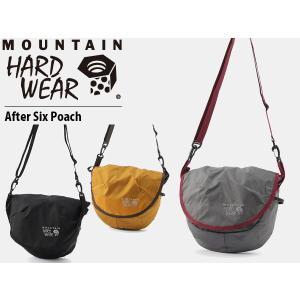 マウンテンハードウェア ショルダー アフターシックスポーチ After Six Poach MOUNTAIN HARDWEAR OE7909 国内正規品|hikyrm