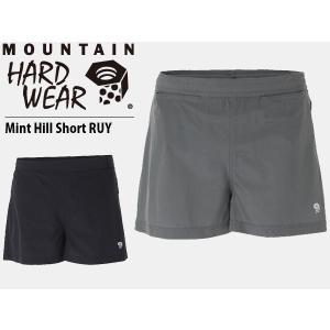 マウンテンハードウェア ミントヒルショーツRUY メンズ ショーツ ショートパンツ 短パン パンツ トレイルショーツ Mint Hill Short RUY OE7933|hikyrm