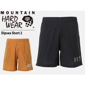 マウンテンハードウェア ディプシーショート2 メンズ ショートパンツ ズボン 短パン 男性用 キャンプ フェス ランニング トレイル Dipsea Short 2 OE7935|hikyrm