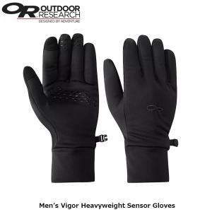 アウトドアリサーチ OUTDOOR RESEARCH メンズ グローブ 手袋 ヴィガーヘビーウェイトセンサーグローブ タッチスクリーン対応 アウトドア OR19842333 国内正規品|hikyrm