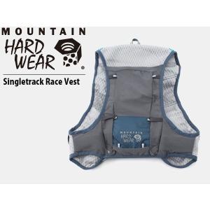 マウンテンハードウェア  ベストシングルトラックレースベスト MOUNTAIN HARDWEAR SingleTrack(TM) Race Vest OU0459 国内正規品|hikyrm
