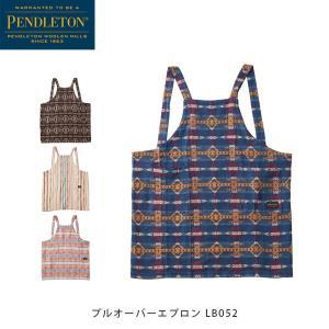 ペンドルトン PENDLETON プルオーバーエプロン LB052 おしゃれ キャンプ PEN19804270 国内正規品 hikyrm