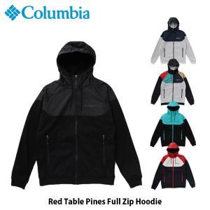 コロンビア Columbia メンズ レディース アウター レッドテーブルパインズフルジップフーディー 長袖 上着 撥水 アウトドア キャンプ PM1572 国内正規品|hikyrm