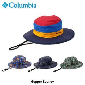 コロンビア Columbia メンズ レディース ゲッパーブーニー 帽子 ハット アウトドア キャンプ ユニセックス 登山 トレッキング 防水透湿 PU5031 国内正規品|hikyrm