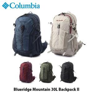 コロンビア リュック ブルーリッジマウンテン30Lバックパック2 Blueridge Mountain 30L Backpack II Columbia PU8180 国内正規品|hikyrm