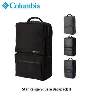 コロンビア Columbia スターレンジスクエアバックパックII 22L リュック デイパック オムニシールド 撥水 Star Range Square Backpack II PU8198 国内正規品|hikyrm