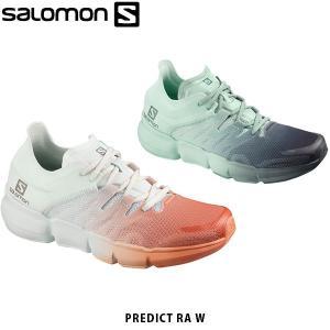 サロモン SALOMON レディース ランニング シューズ PREDICT RA W ジョギング マラソン ロードランニング ウィメンズ 女性用 SAL0280 hikyrm